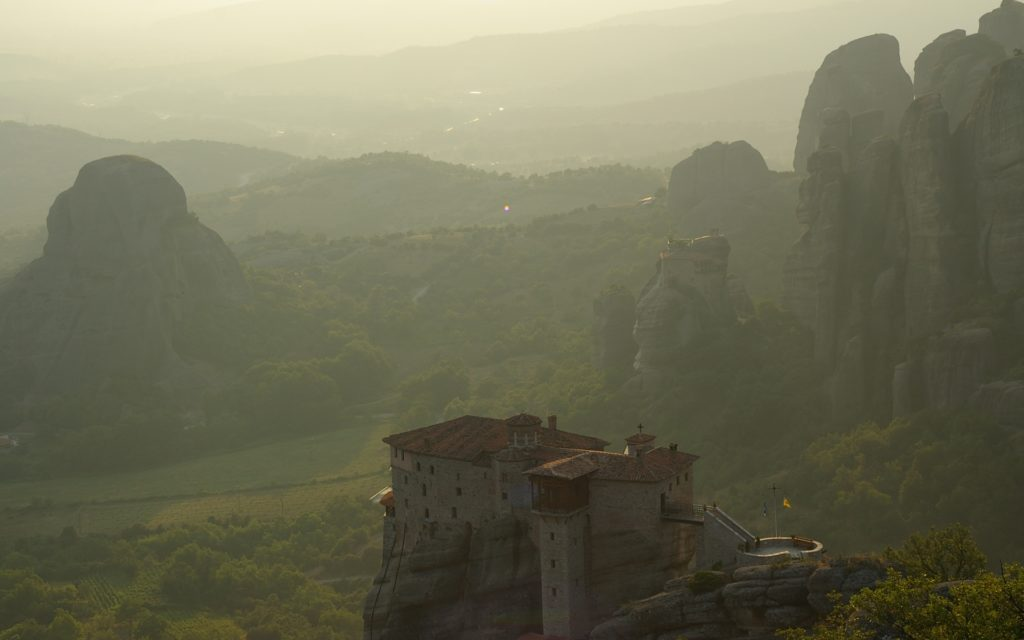 Meteora Widescreen Wallpaper 1920x1200