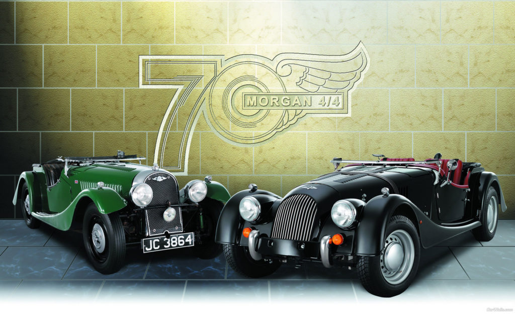 Morgan Widescreen Wallpaper
