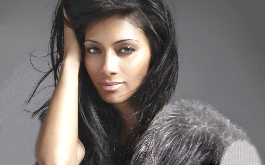 Nicole Scherzinger Widescreen Wallpaper