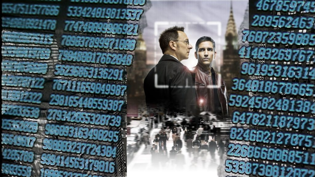 Person Of Interest Full HD Wallpaper