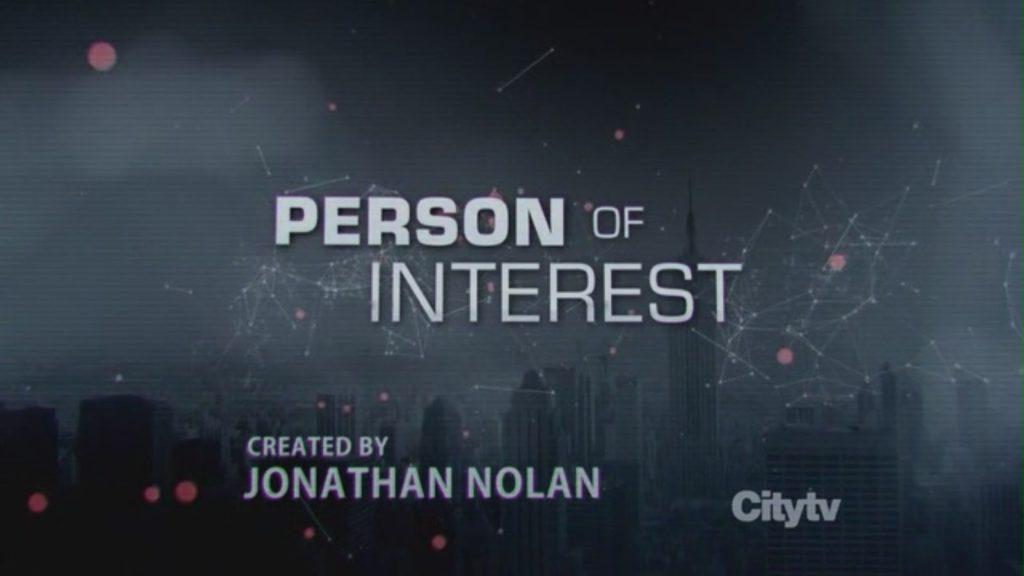 Person Of Interest Widescreen Wallpaper