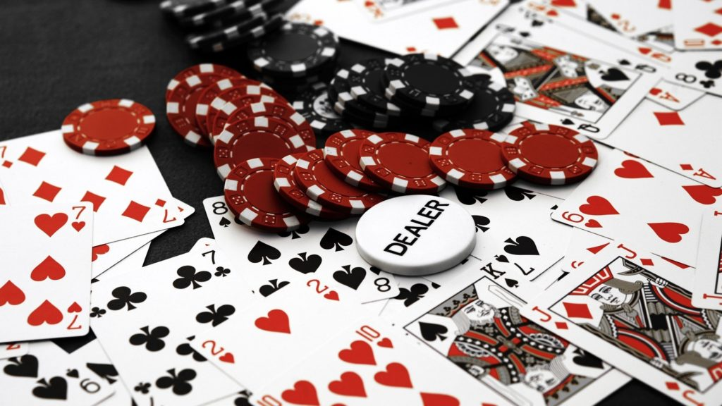 Poker Full HD Background