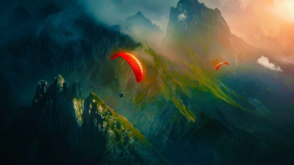 Skydiving Backgrounds 1920x1080