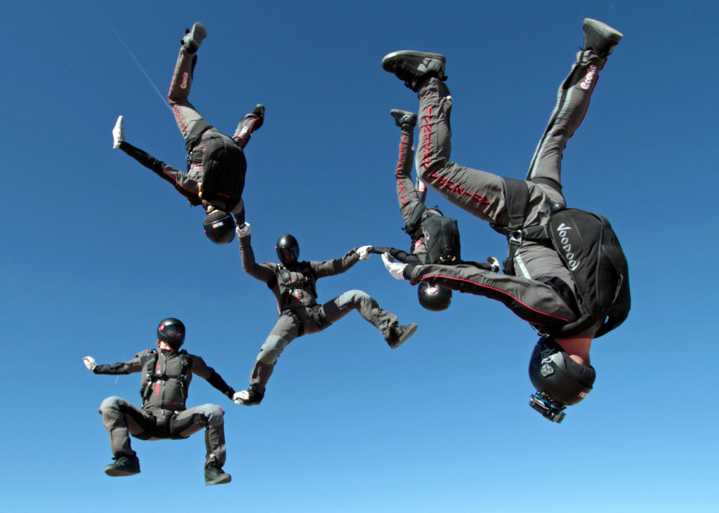 Skydiving Backgrounds 3503x2502