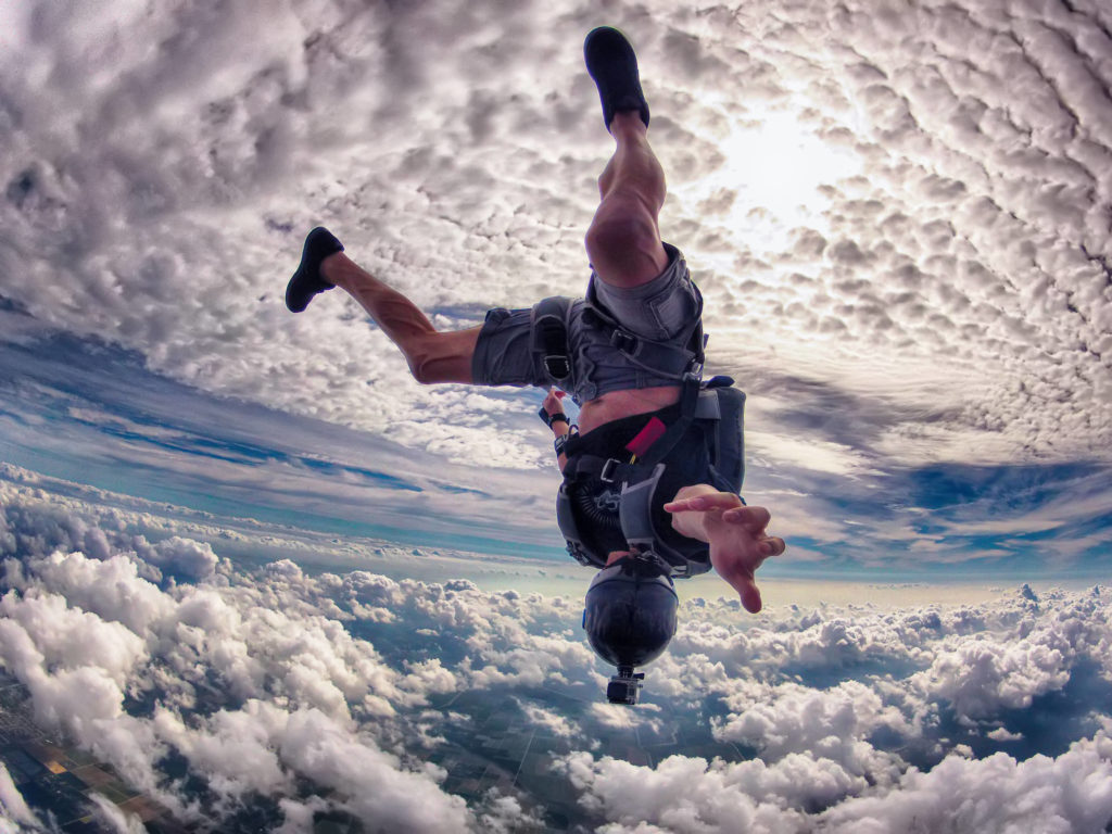 Skydiving Backgrounds 3840x2880