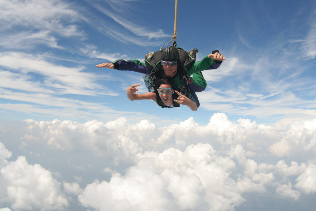 Skydiving Backgrounds 3456x2304