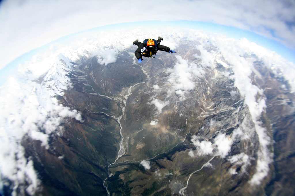 Skydiving Backgrounds 4368x2912