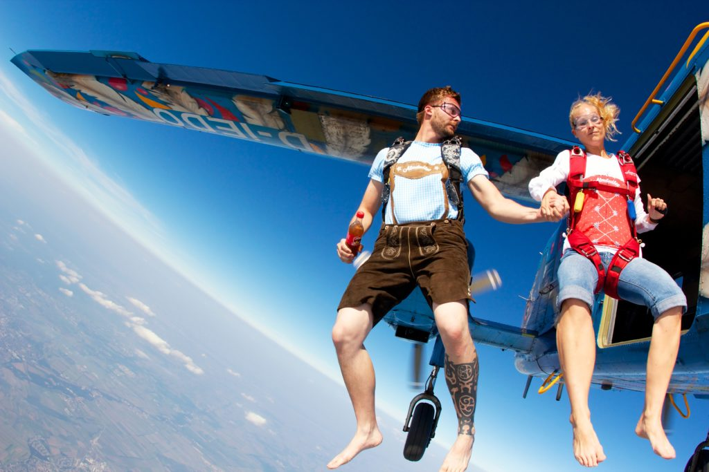 Skydiving Backgrounds 5184x3456