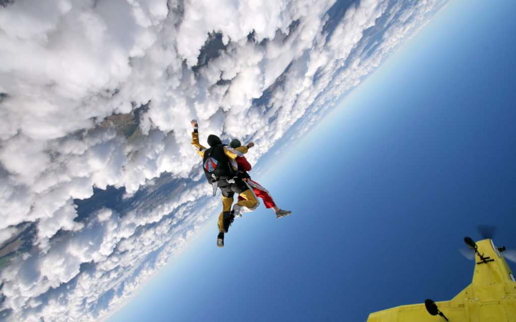 Skydiving Backgrounds 2560x1600