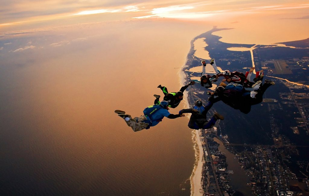 Skydiving Backgrounds 2514x1600