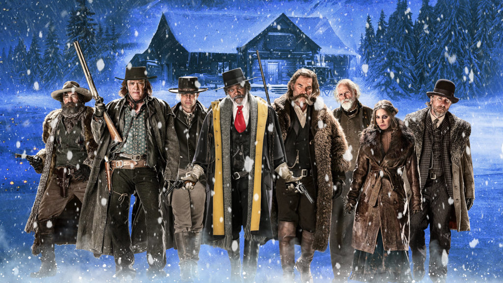 The Hateful Eight Full HD Wallpaper