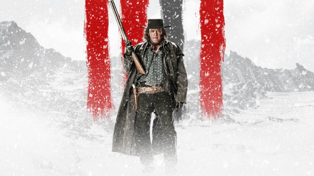 The Hateful Eight 4K UHD Wallpaper
