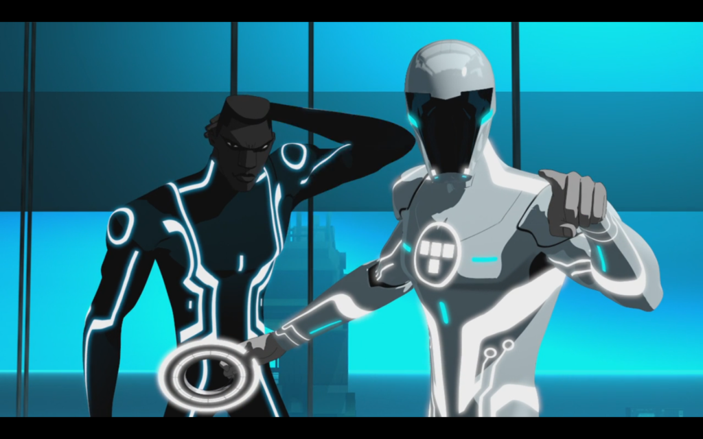 Tron: Uprising Widescreen Wallpaper