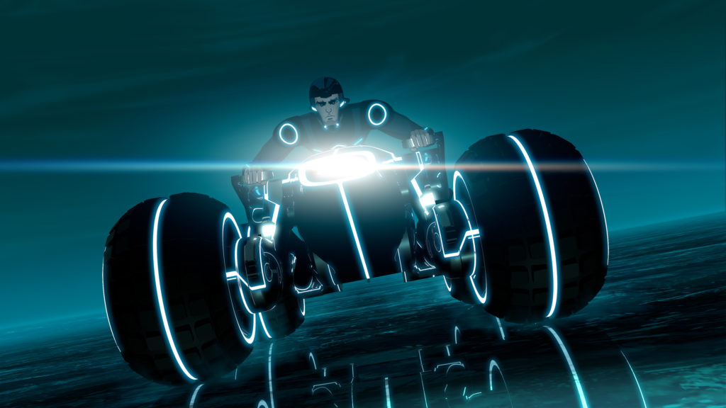 Tron: Uprising Wallpaper