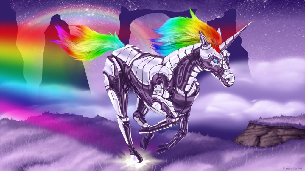 Unicorn HD Full HD Wallpaper