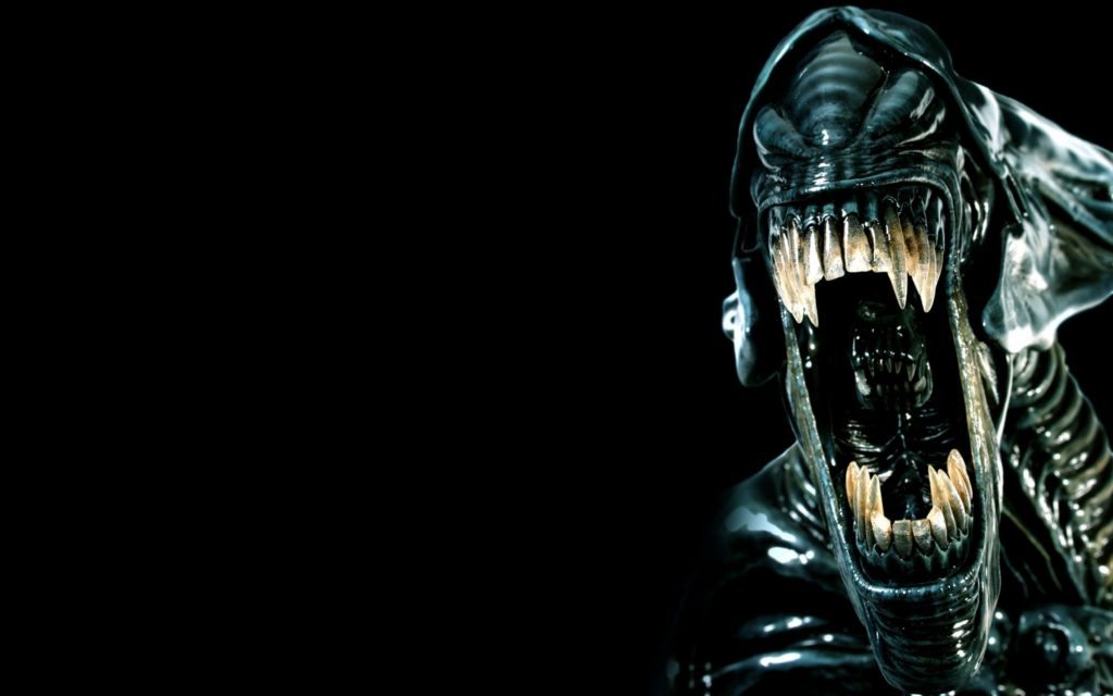 Alien Widescreen Wallpaper 2560x1600