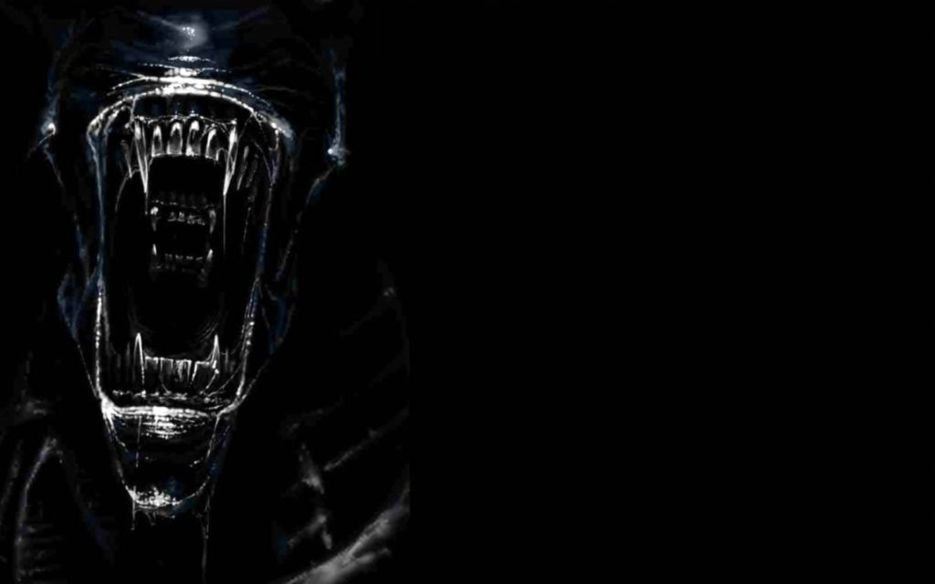 Alien Widescreen Wallpaper 1920x1200