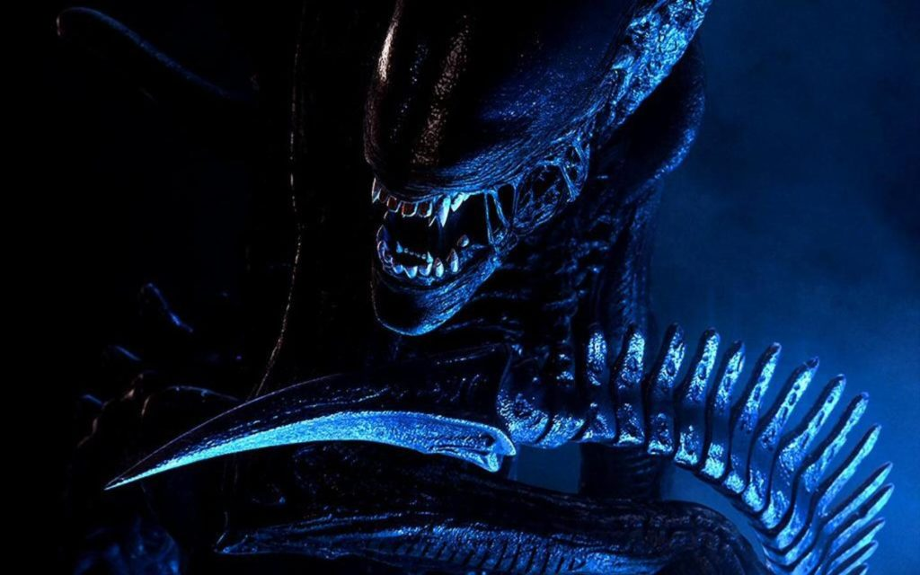 Alien Widescreen Wallpaper 1440x900