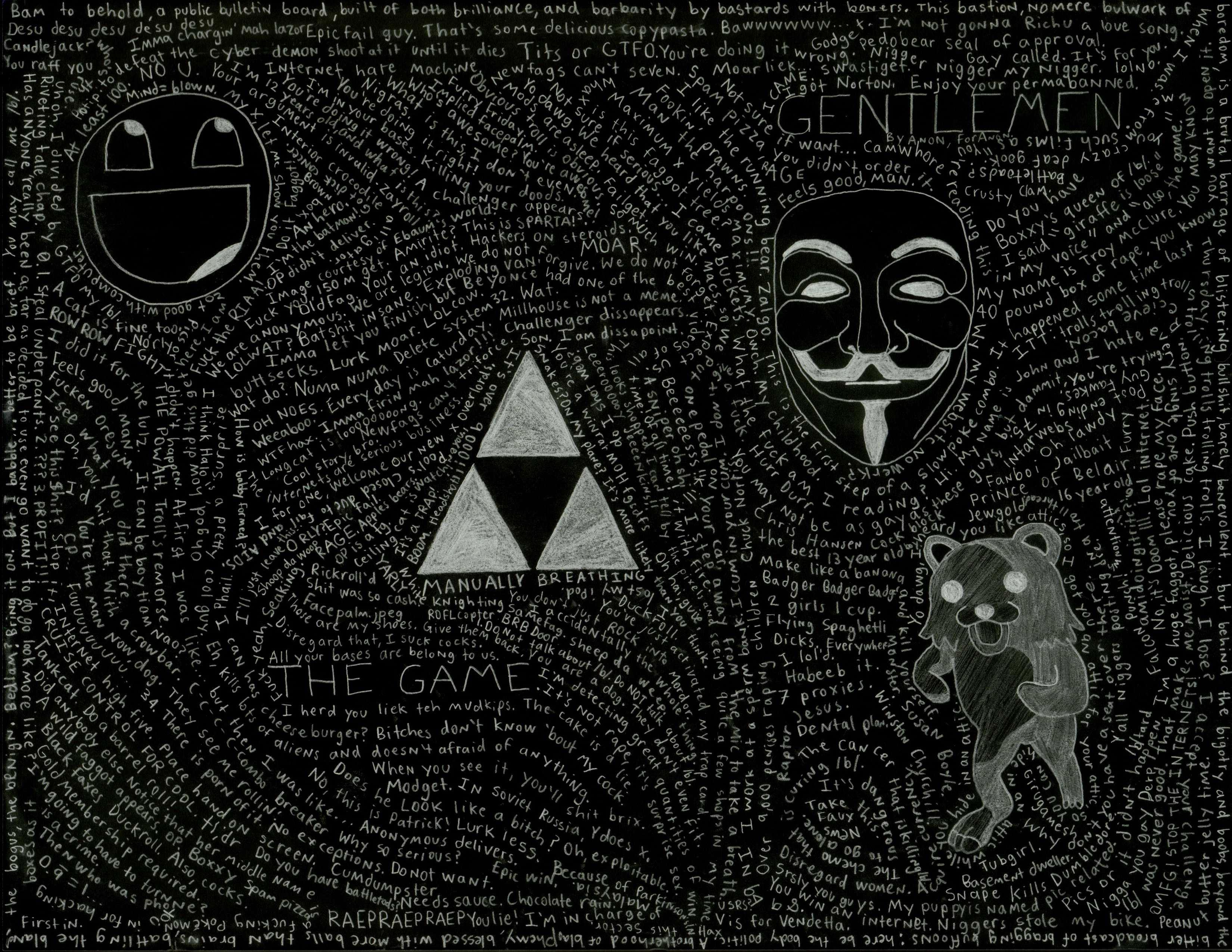 Anonymous wallpapers pictures images - Background anonymous ...