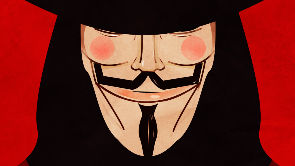Anonymous Full HD Wallpaper