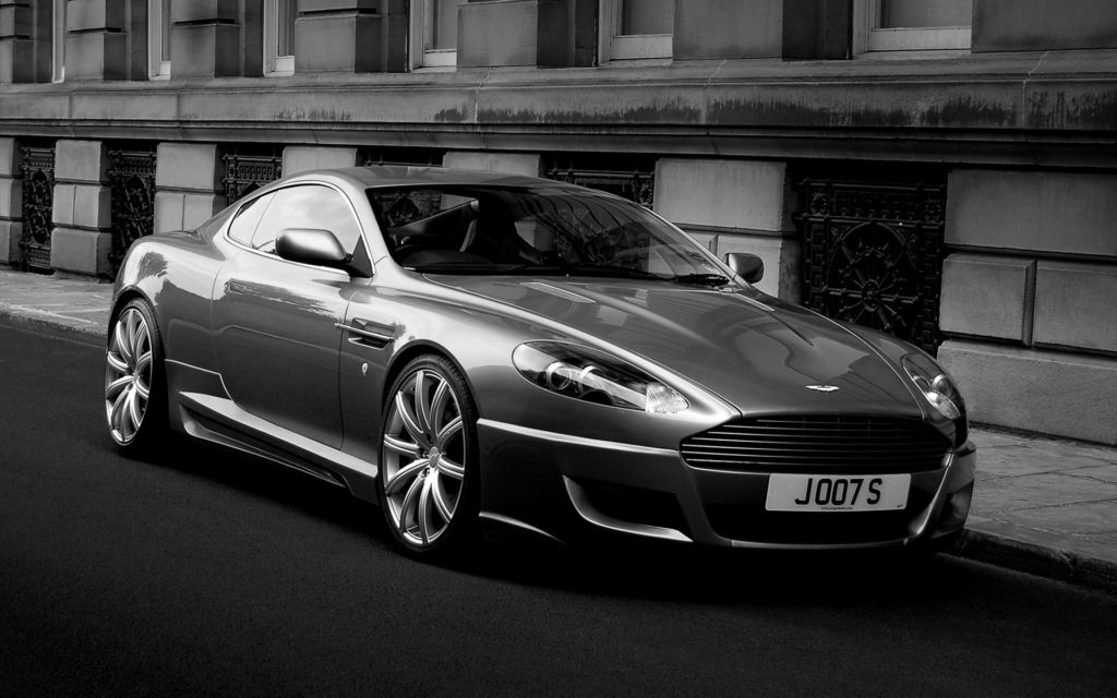 Aston Martin DB9 Widescreen Wallpaper 1920x1200