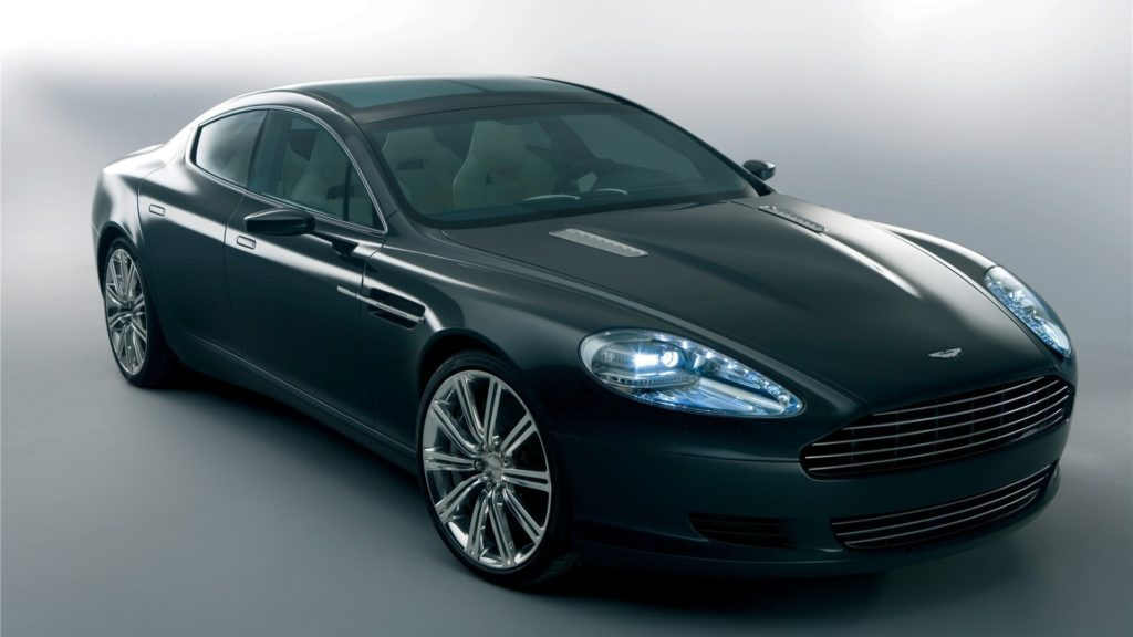 Aston Martin DB9 Full HD Wallpaper 1920x1080