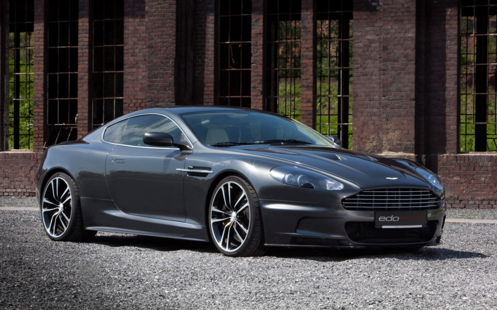 Aston Martin DB9 Widescreen Wallpaper 2560x1600