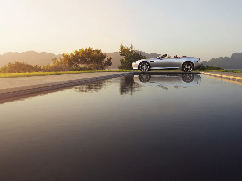 Aston Martin DB9 Wallpaper 1920x1440