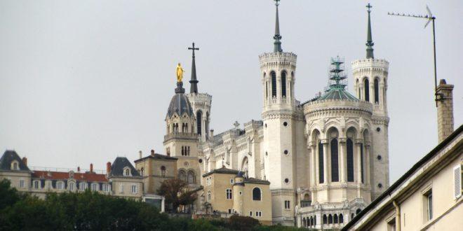 Basilica of Notre-Dame De Fourvière Wallpapers