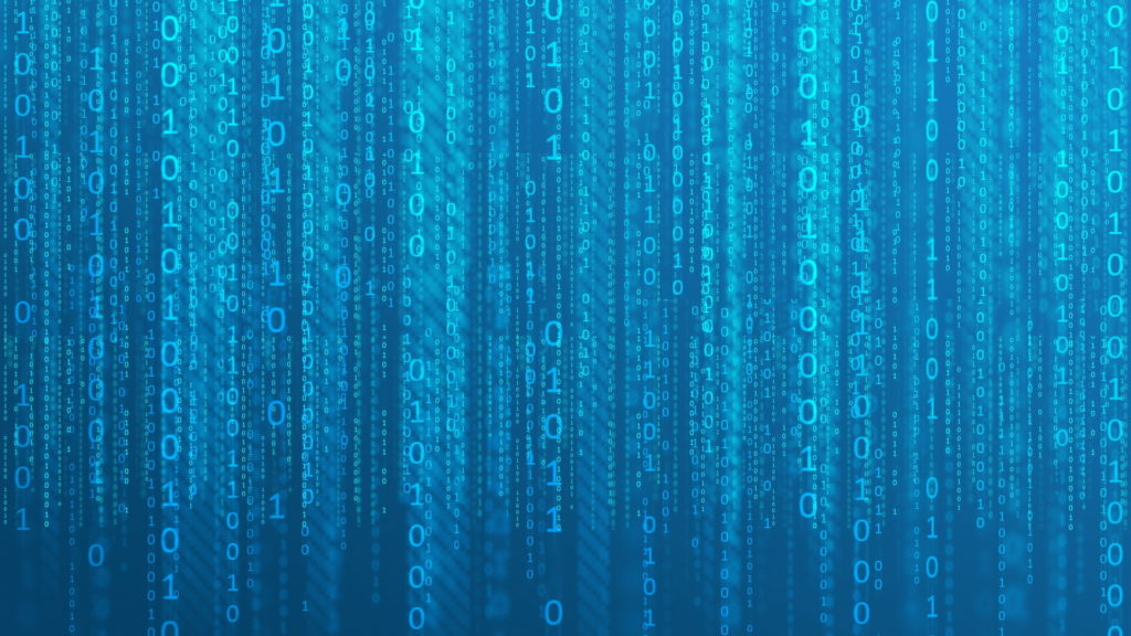 Binary Full HD Wallpaper