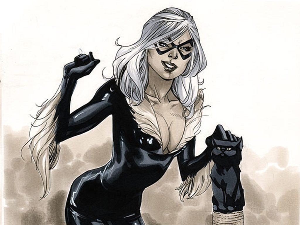 Black Cat Wallpaper 1280x960