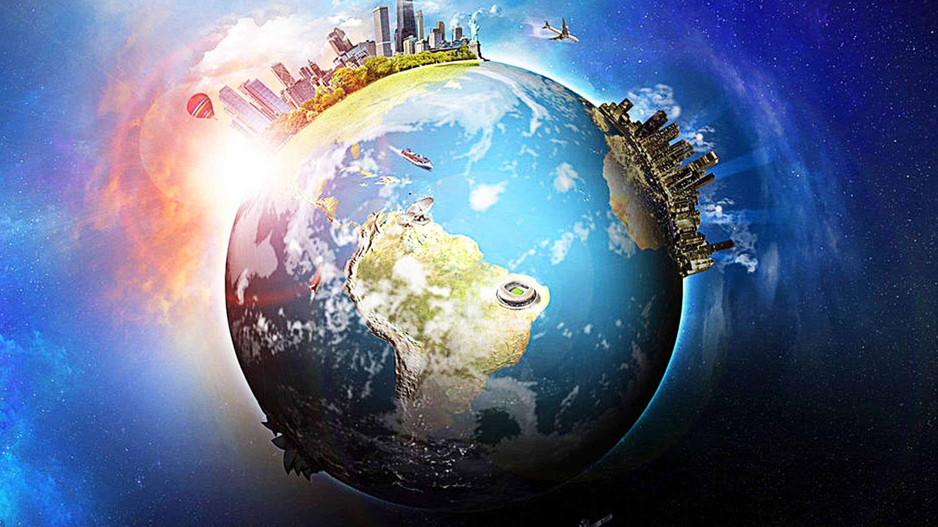 Earth Day Wallpapers, Pictures, Images