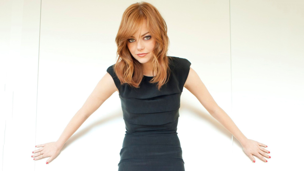 Emma Stone Background
