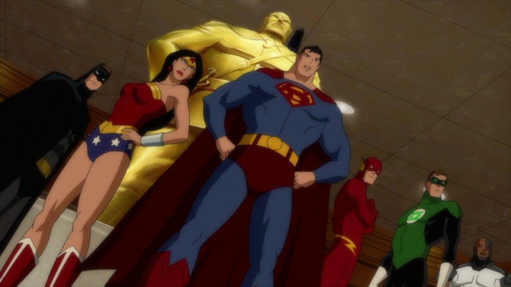 Justice League: Doom Full HD Wallpaper