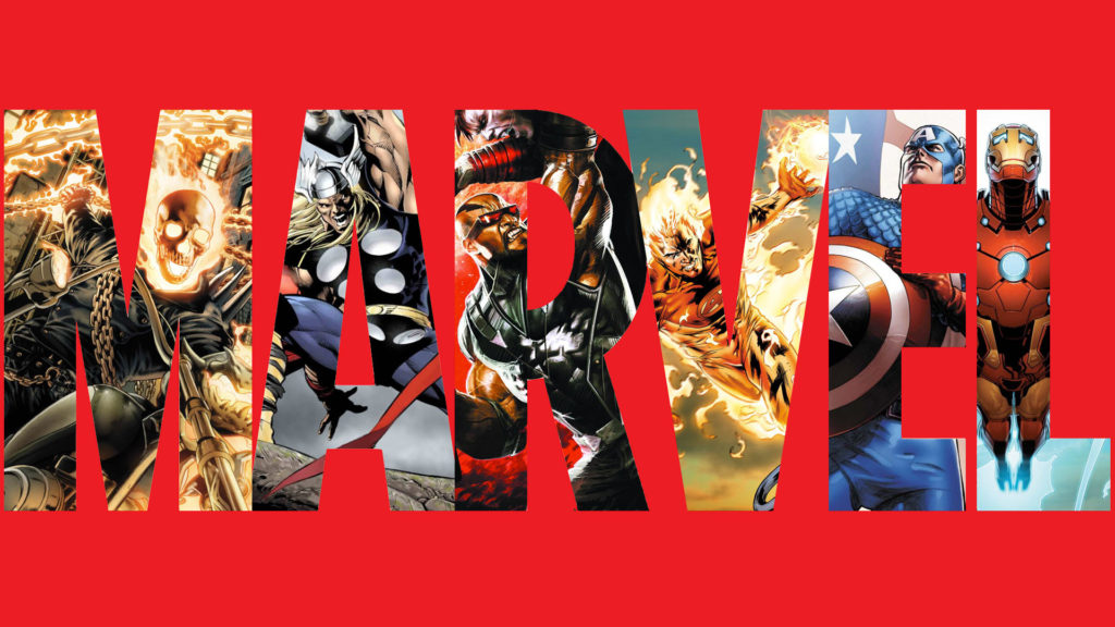Marvel Full HD Wallpaper