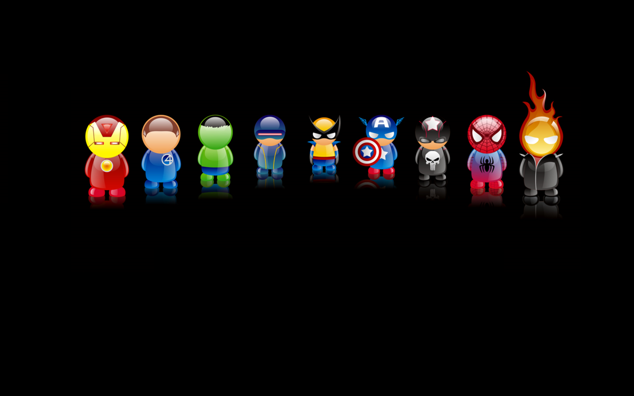 Marvel wallpapers pictures images - Dc characters wallpaper hd ...