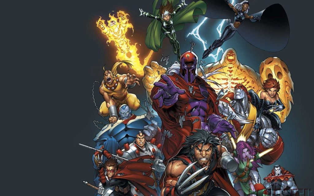 Marvel Widescreen Wallpaper