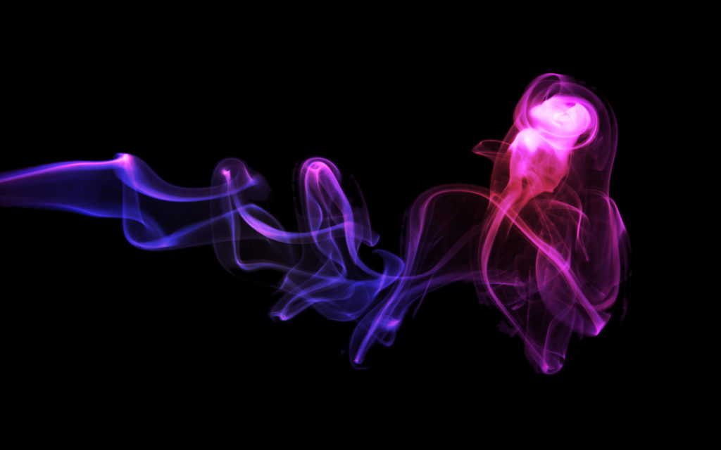 Smoke Widescreen Wallpaper