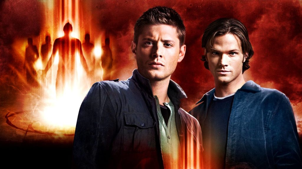 Supernatural Full HD Background