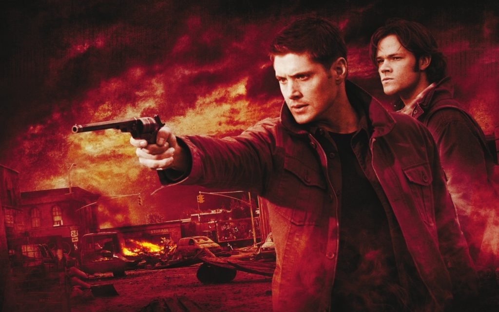 Supernatural Widescreen Background