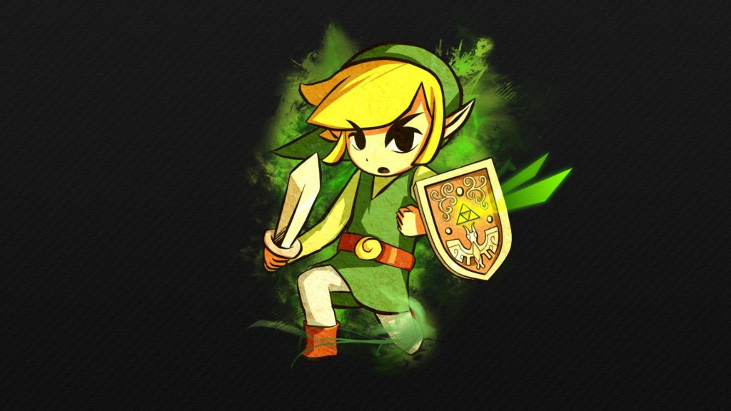 The Legend Of Zelda Full HD Wallpaper