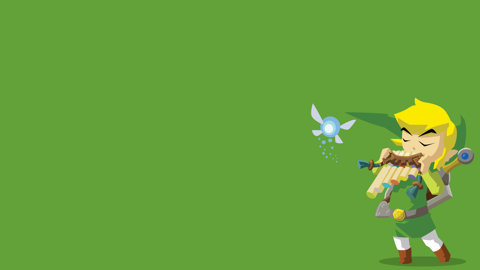 zelda minimalist wallpaper - photo #26