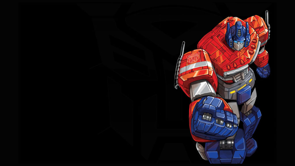 Transformers Full HD Background