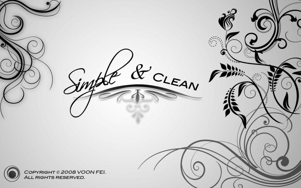 Typography Widescreen Wallpaper