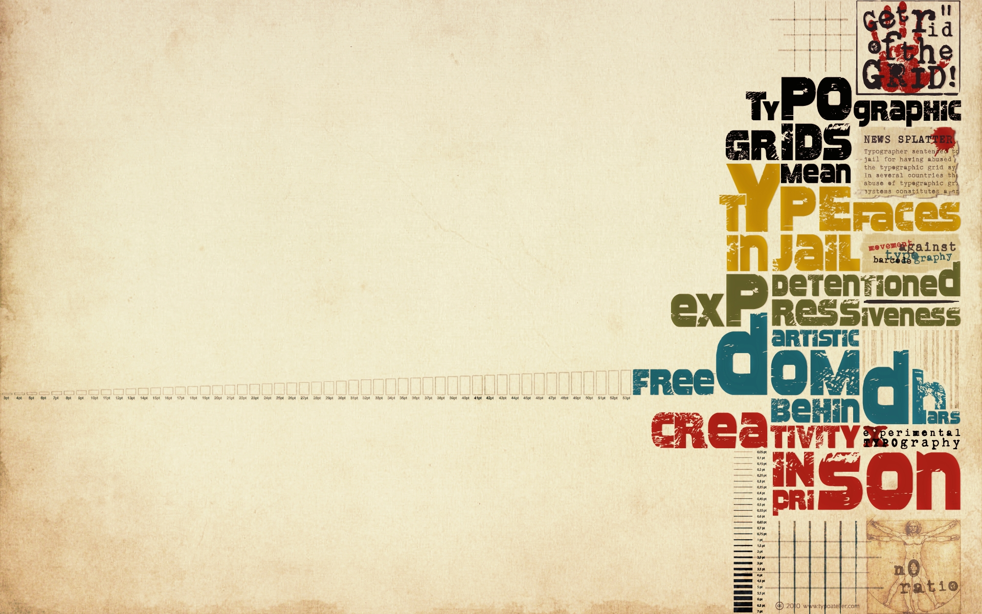 Best Inspiring High Quality Typographic Wallpapers
