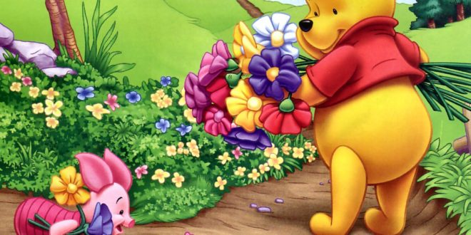 Winnie The Pooh Backgrounds