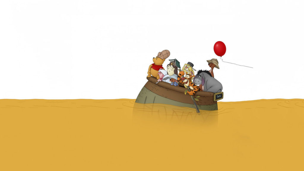 Winnie The Pooh Full HD Background