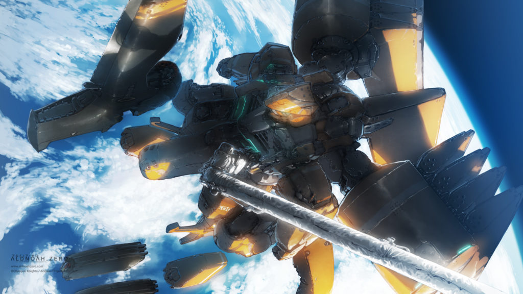 Aldnoah.Zero Wallpaper