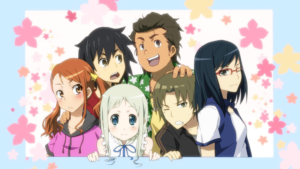 Anohana Full HD Wallpaper