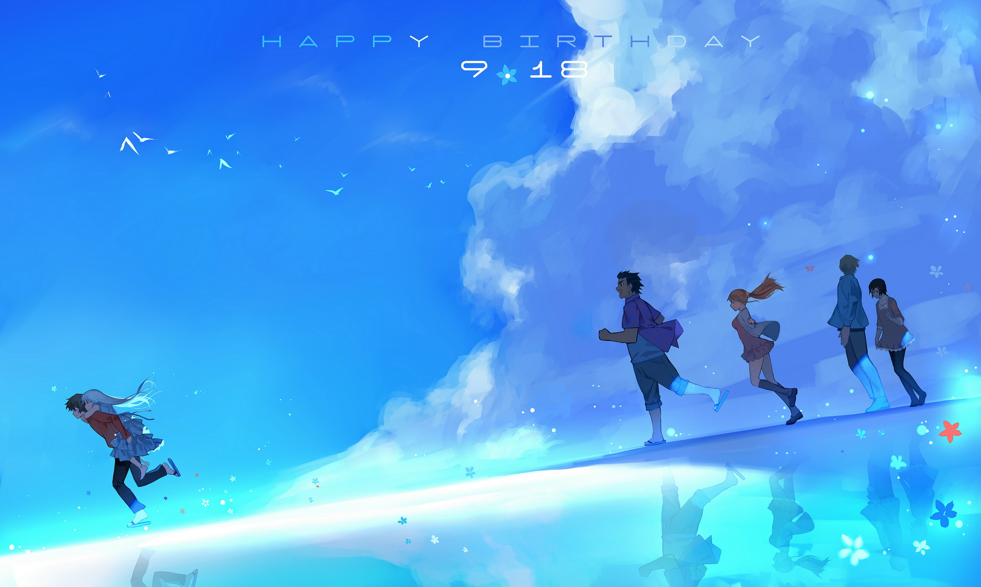 19 Anohana HD Wallpapers | Backgrounds - Wallpaper Abyss